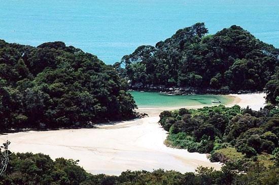 Hidden Cove Beach New Zealand