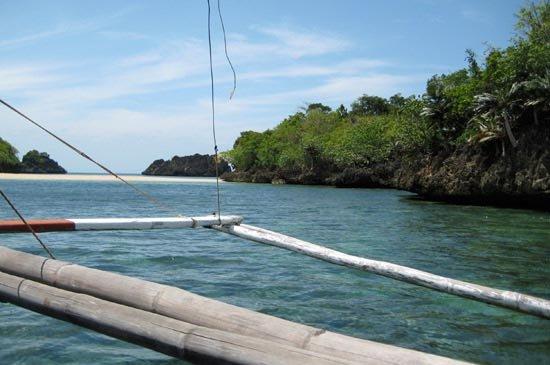 Iloilo Beach Philippines