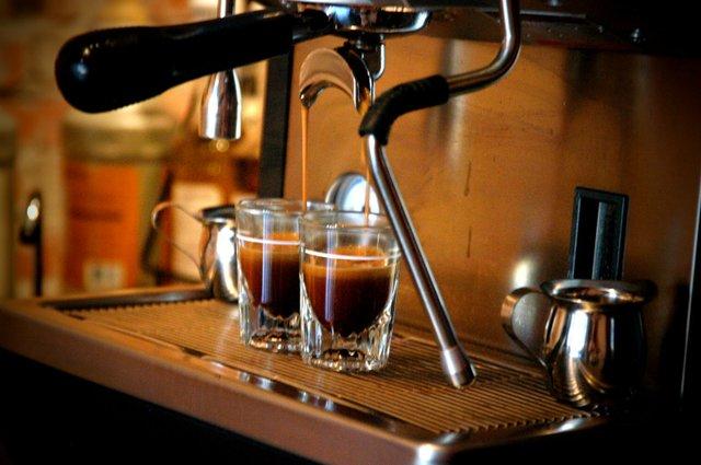 Espresso Sample
